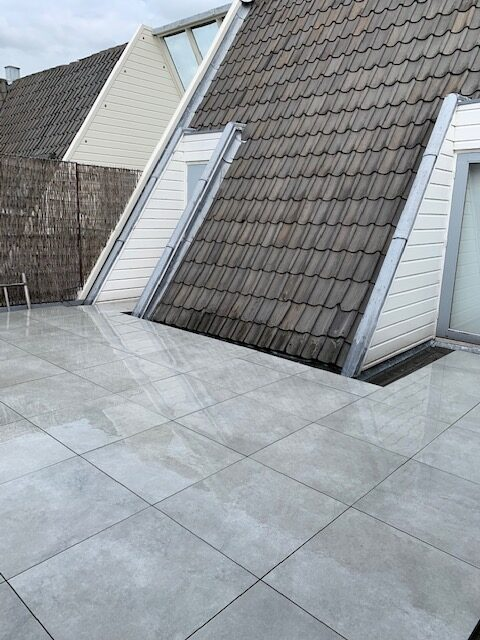 Amsterdam - Luxe dakterras met Keramische tegels